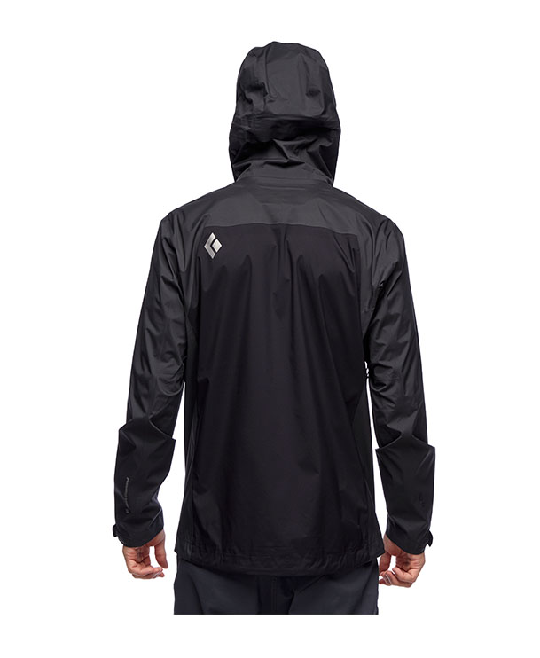 【 Black Diamond 】STORMLINE STRETCH RAIN SHELL M
